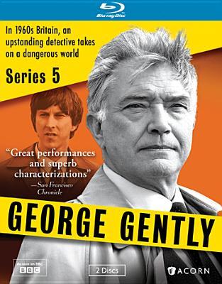 GEORGE GENTLY SERIES 5 BY GEORGE GENTLY (Blu-Ray)