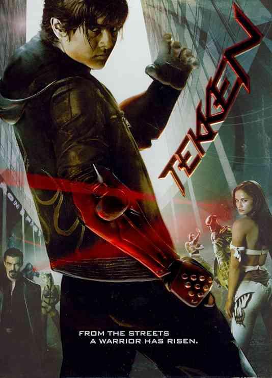 TEKKEN BY FOO,JON (DVD)