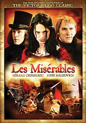 LES MISERABLES BY DEPARDIEU,GERARD (DVD)