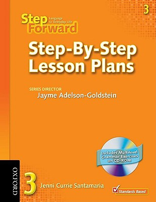 Step Forward 3 By Santamaria, Jenni Currie/ Adelson-Goldstein, Jayme (DRT)